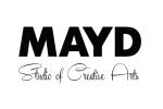 mayd logo