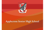applecross-senior-high-school logo