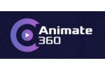 animate-360 logo