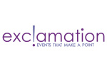exclamation-events logo
