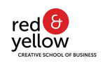 red-yellow-creative-school-of-bussiness logo