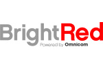 bright-red logo