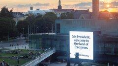The Land of Free Press: TBWA\HELSINKI &  Helsingin Sanomat