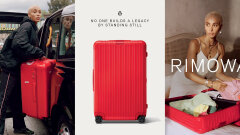 Rimowa & Anomaly Celebrate 120 Years Of Never Being Still