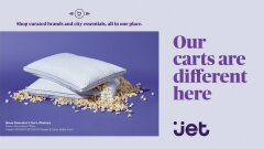 Our Carts are Different Here: Pereira O'Dell for Jet.com