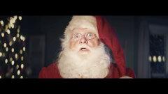 Attrapez le Père Noël avec Orange et Publicis Conseil