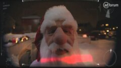 Crazy Santa is left outside with Rema 1000: a campaign by Try