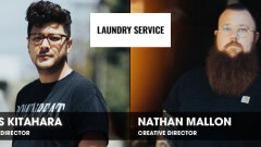 Natural Collaboration: Chris Kitahara & Nathan Mallon, Laundry Service