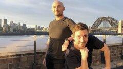 Leave Ego at the Door: Zac Goldberg & Craig Merett, 303 Mullenlowe