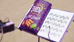 New SunChips 'Be Your Own Wave' Campaign Champions Individuality