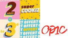 Retour sur l'opération de rentrée de la mie câline avec le cercle du Cookiz, le cookie carré