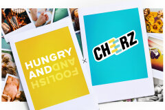 CHEERZ CHOISIT HUNGRY AND FOOLISH