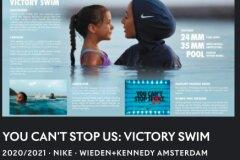 Nike picks up Cannes award