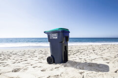 Ocean Conscious MerMade Launches First-of-its-Kind Recycling Bins Made From 100% Certified Ocean Plastic