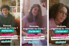 #JENPARLEA, LA NOUVELLE CAMPAGNE DE SANTE PUBLIQUE FRANCE POUR AGIR SUR LA SANTE MENTALE DES ADOLESCENTS