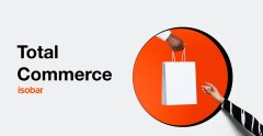 « Isobar lance en France Total Commerce, la 1ère solution d'accompagnement e-commerce systémique».