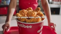 David&Goliath Wins Jollibee® AOR   and Creates First Campaign Timed to  Brand's North America Expansion