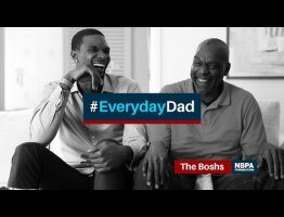 Chris Bosh - #EverydayDad