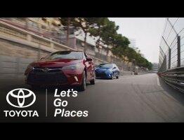 Monaco | 2017 Toyota Camry | Toyota