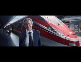 Frecciarossa, se viaggi bene, si vede  Lo spot Trenitalia 2016