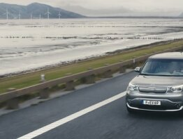 Kia Soul - The Power of Wind