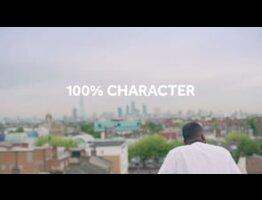 UNIVERSAL CHANNEL - 100% Character, Kenny Imafidon