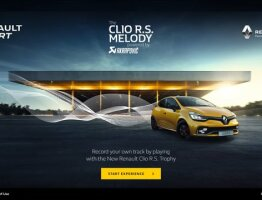 CLIO RS MELODY Case Study