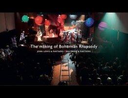 The Making of Bohemian Rhapsody   John Lewis & Partners + Waitrose & Partners