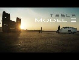 """TESLA Model 3 – """"Feel It"""""""