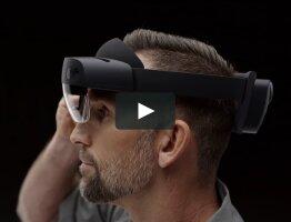 HoloLens 2 Unveil Video 4k