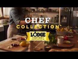 Introducing the Chef Collection from Lodge Cast Iron