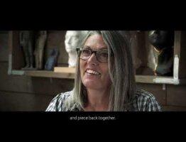 Breaking Depression: creating the campaign with kintsugi artist Billie Bond
