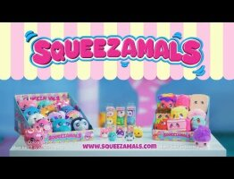 Squeezamals Commercial 2019