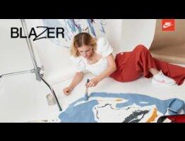 Zalando x Nike - Blazer