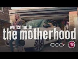 'The Motherhood' feat  Fiat 500L with Lyrics
