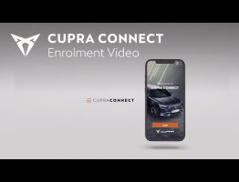 How to enrol to CUPRA CONNECT