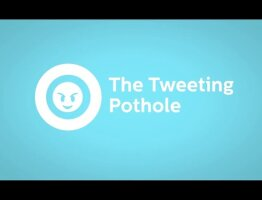 The Tweeting Pothole