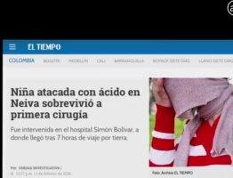 "Natalia Ponce de Leon Foundation - ""The last mask"""