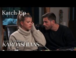 "Scott Feels Pressure To Make Kourtney & Sofia Happy: ""KUWTK"" Katch-Up (S17, Ep4) | E!"