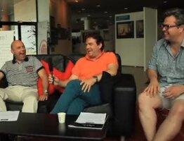 McCann: John Wright, Thom Gruhler and Matt G. Donovan