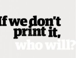 If we don't print it 1