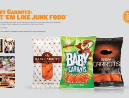 Junk Food Packaging (Board)