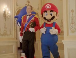 Mansion (Mario Ending)