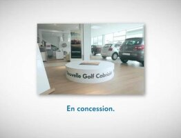 Virtual Golf Cabriolet (English)