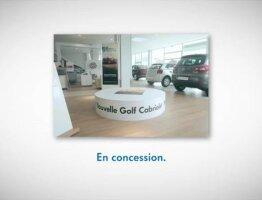 Virtual Golf Cabriolet (English)
