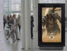 ACIII Digital Outdoor 1 screen