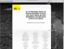 Amnesty International Twignature