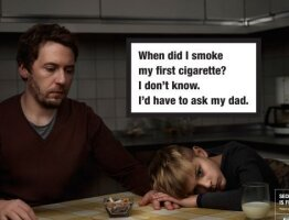 My First Cigarette