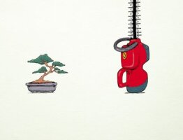 Bonsai/Saw