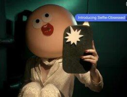 Introducing Selfie-Obsessed
